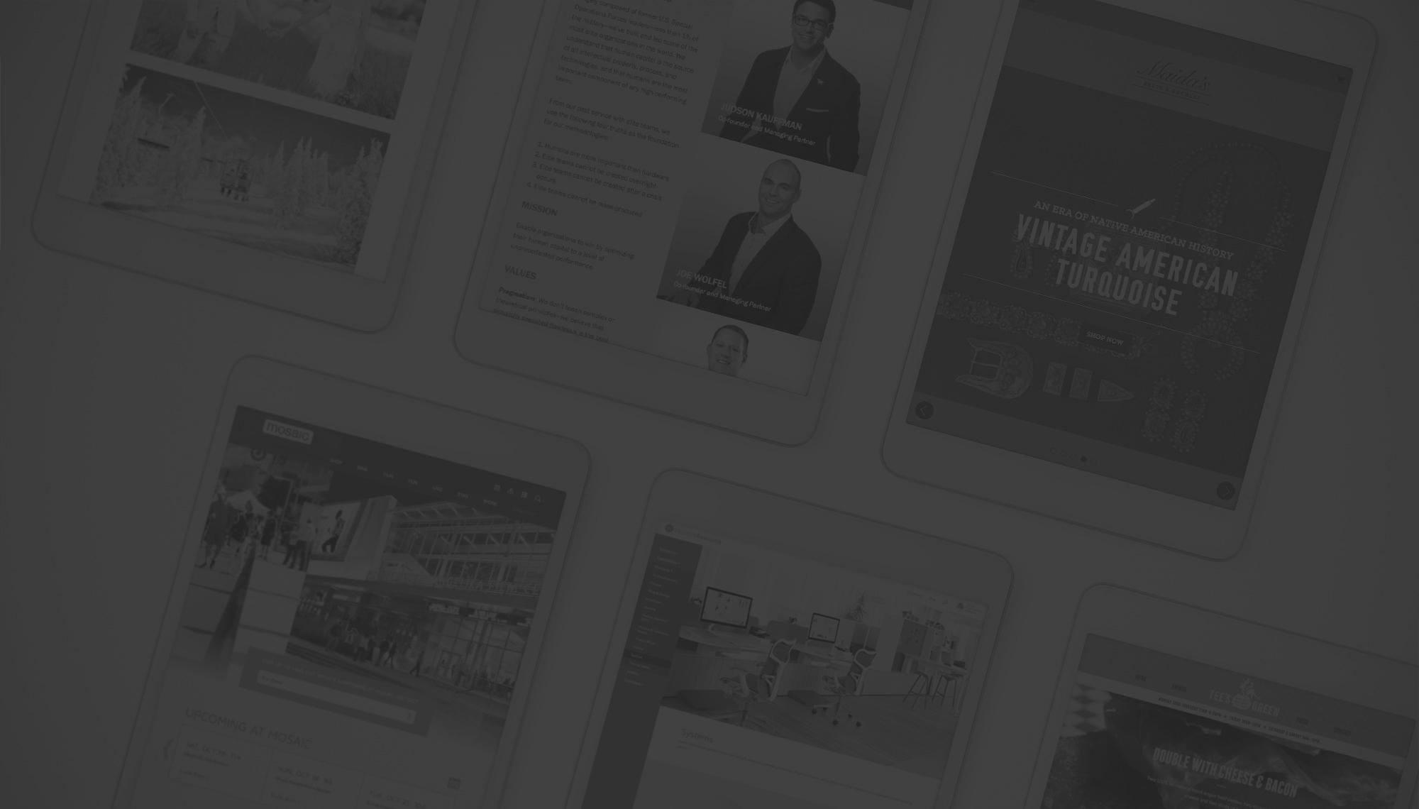 Website Design Company in Austin