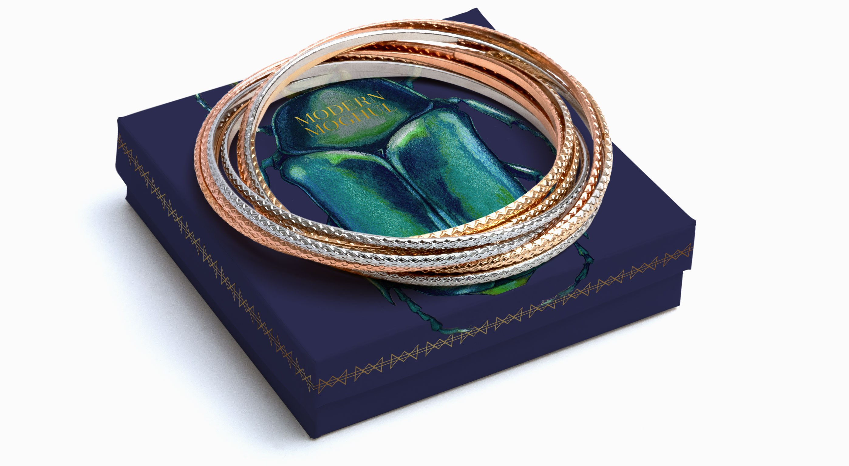 Packaging Design for Jewelry Company