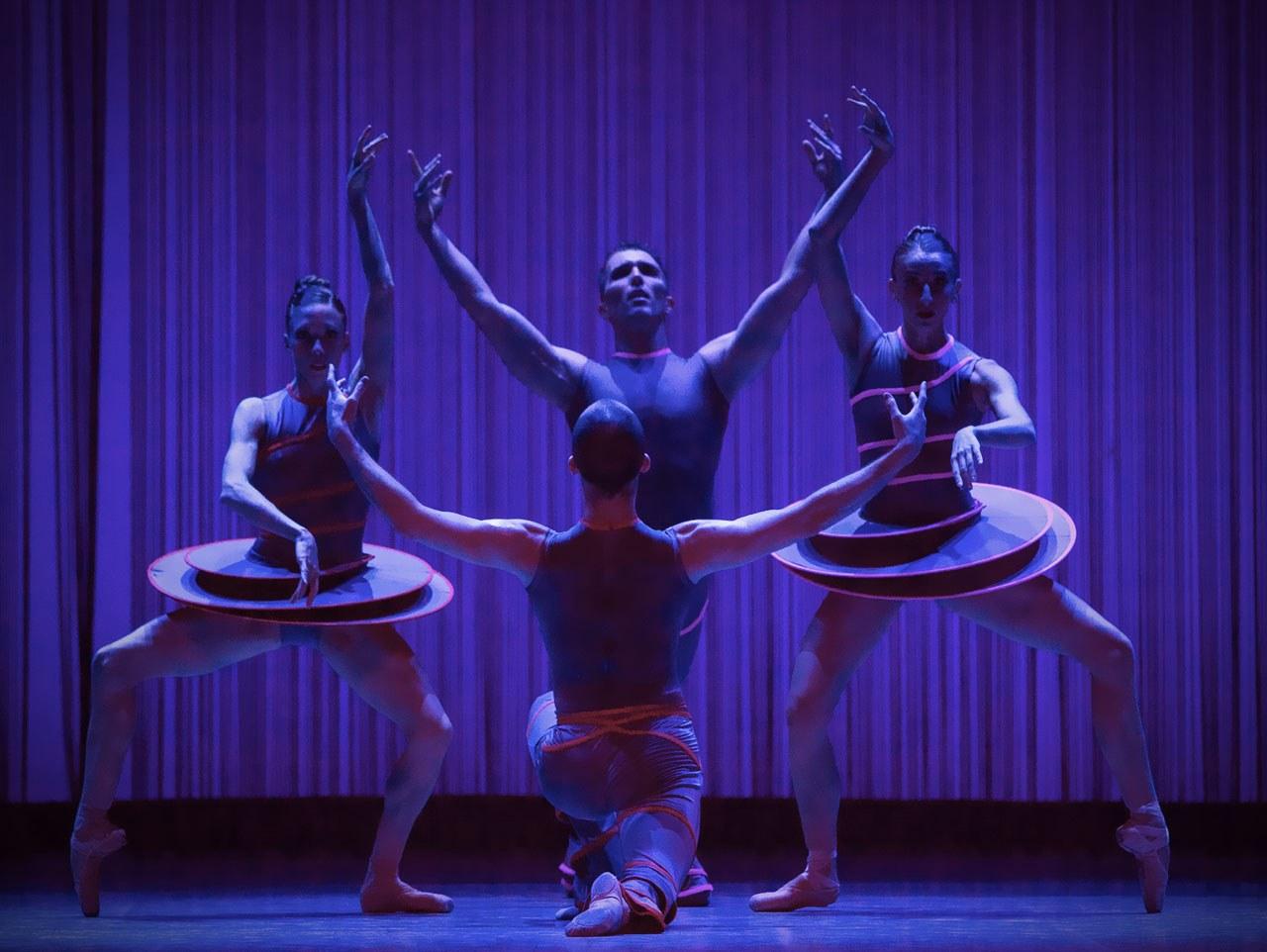 Branding and Identity Design for Austin Ballet
