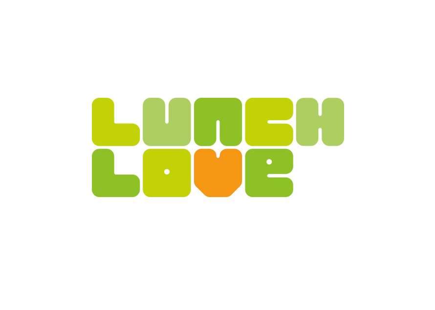 Logo Design for Lunch Love in Austin